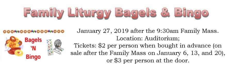 Bagels and Bingo