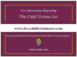 DRVC Child Victims Act info